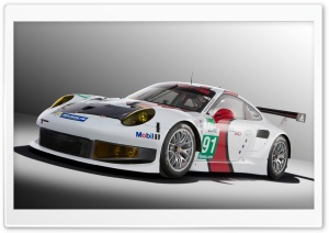 Porshe 911 RSR - 2013 HD Wide Wallpaper for Widescreen