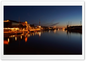 Port HD Wide Wallpaper for Widescreen