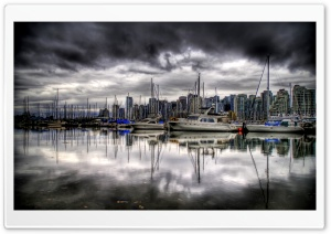 Port HDR HD Wide Wallpaper for 4K UHD Widescreen desktop & smartphone