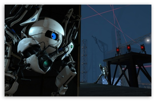 Portal 2 Game ❤ 4K UHD Wallpaper for Wide 16:10 5:3 Widescreen WHXGA WQXGA WUXGA WXGA WGA ; 4K UHD 16:9 Ultra High Definition 2160p 1440p 1080p 900p 720p ; Standard 4:3 5:4 Fullscreen UXGA XGA SVGA QSXGA SXGA ; iPad 1/2/Mini ; Mobile 4:3 5:3 3:2 16:9 5:4 - UXGA XGA SVGA WGA DVGA HVGA HQVGA ( Apple PowerBook G4 iPhone 4 3G 3GS iPod Touch ) 2160p 1440p 1080p 900p 720p QSXGA SXGA ;