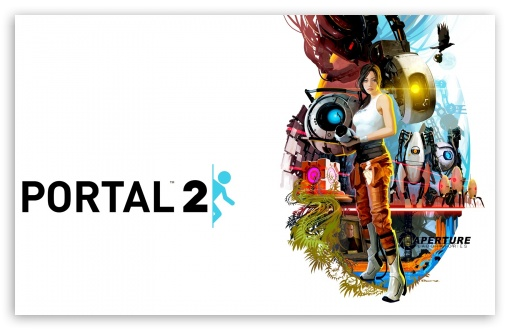 Portal 2 ❤ 4K UHD Wallpaper for Wide 16:10 5:3 Widescreen WHXGA WQXGA WUXGA WXGA WGA ; 4K UHD 16:9 Ultra High Definition 2160p 1440p 1080p 900p 720p ; Mobile 5:3 16:9 - WGA 2160p 1440p 1080p 900p 720p ;