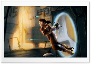 Portal Artworks HD Wide Wallpaper for Widescreen