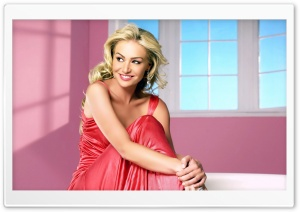 Portia de Rossi HD Wide Wallpaper for Widescreen