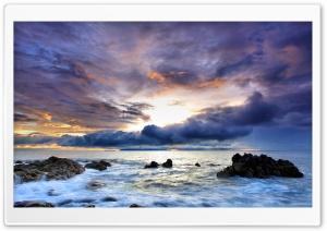Portugal Rock Sea Sky Ultra HD Wallpaper for 4K UHD Widescreen desktop, tablet & smartphone
