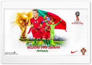 PORTUGAL WORLD CUP 2018 Ultra HD Wallpaper for 4K UHD Widescreen desktop, tablet & smartphone