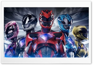 Power Rangers Movie HD Wide Wallpaper for 4K UHD Widescreen desktop & smartphone