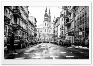 Poznan, Poland HD Wide Wallpaper for Widescreen