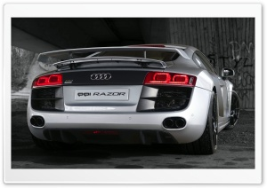 PPI Audi R8 Razor 2 HD Wide Wallpaper for 4K UHD Widescreen desktop & smartphone