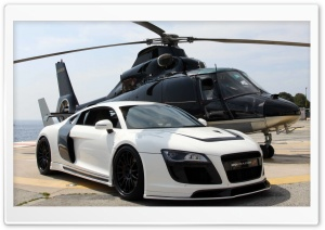 PPI Audi R8 Razor GTR 2 HD Wide Wallpaper for Widescreen