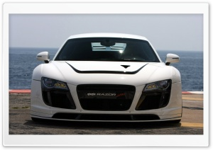 PPI Audi R8 Razor GTR 4 HD Wide Wallpaper for Widescreen