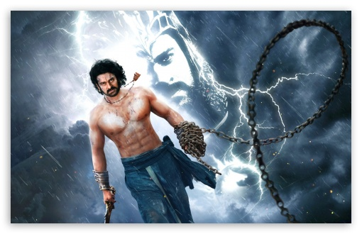 Prabhas Baahubali 2 The Conclusion 4k Hd Desktop Wallpaper For 4k