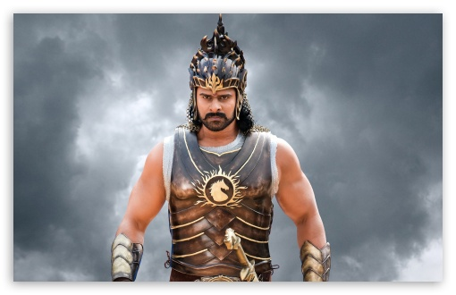 Prabhas Bahubali Part 2 4K HD Desktop Wallpaper For 4K
