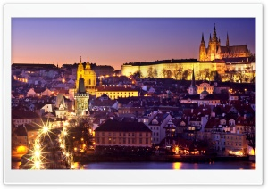 Prague Ultra HD Wallpaper for 4K UHD Widescreen desktop, tablet & smartphone