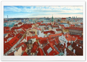 Prague HD Wide Wallpaper for Widescreen