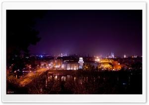Prague HD Wide Wallpaper for Widescreen