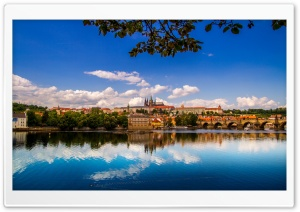 Prague Attractions HD Wide Wallpaper for Widescreen