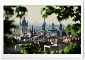 Prague Czech Republic HD Wide Wallpaper for Widescreen