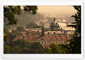 Prague, Czech Republic Ultra HD Wallpaper for 4K UHD Widescreen desktop, tablet & smartphone