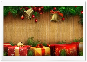 Presents HD Wide Wallpaper for Widescreen