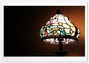 Pretty Lamp HD Wide Wallpaper for Widescreen