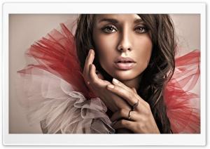 Pretty Model HD Wide Wallpaper for 4K UHD Widescreen desktop & smartphone