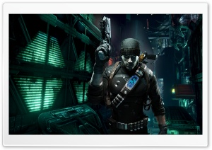 Prey 2 HD Wide Wallpaper for Widescreen