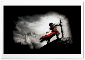 Prince of Persia HD Wide Wallpaper for Widescreen