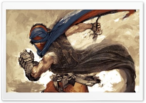 Prince Of Persia Prodigy Art HD Wide Wallpaper for Widescreen