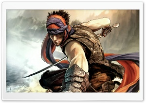 Prince Of Persia Prodigy Video Game HD Wide Wallpaper for Widescreen