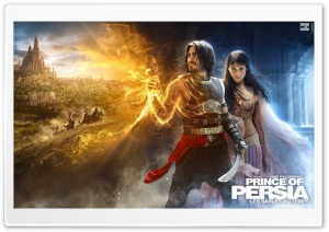 Prince Of Persia The Sand Of Time HD Wide Wallpaper for Widescreen