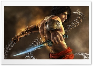 Prince Of Persia The Two Thrones HD Wide Wallpaper for Widescreen