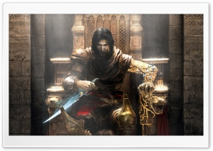 Prince Of Persia The Two Thrones HD Wide Wallpaper for 4K UHD Widescreen desktop & smartphone