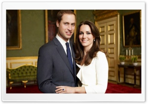 Prince William And Kate Middleton Ultra HD Wallpaper for 4K UHD Widescreen desktop, tablet & smartphone