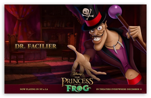 Princess And The Frog Dr. Facilier ❤ 4K UHD Wallpaper for Wide 16:10 5:3 Widescreen WHXGA WQXGA WUXGA WXGA WGA ; Standard 3:2 Fullscreen DVGA HVGA HQVGA ( Apple PowerBook G4 iPhone 4 3G 3GS iPod Touch ) ; Mobile 5:3 3:2 - WGA DVGA HVGA HQVGA ( Apple PowerBook G4 iPhone 4 3G 3GS iPod Touch ) ;