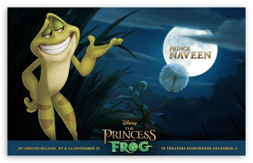 Princess And The Frog Movie Prince Naveen HD wallpaper for Wide 16:10 5:3 Widescreen WHXGA WQXGA WUXGA WXGA WGA ; Standard 3:2 Fullscreen DVGA HVGA HQVGA devices ( Apple PowerBook G4 iPhone 4 3G 3GS iPod Touch ) ; Mobile 5:3 3:2 - WGA DVGA HVGA HQVGA devices ( Apple PowerBook G4 iPhone 4 3G 3GS iPod Touch ) ;