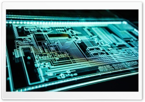 Printed Circuit Board PCB HD Wide Wallpaper for 4K UHD Widescreen desktop & smartphone