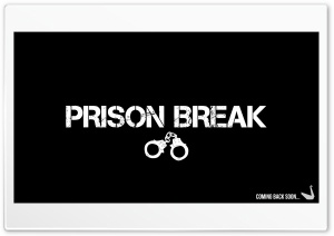 Prison Break HD Wide Wallpaper for Widescreen