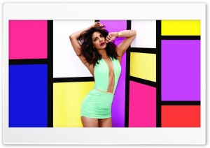 Priyanka Chopra In Complex Magazine 2K HD Wide Wallpaper for Widescreen