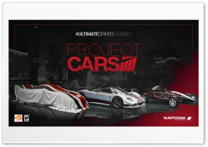 Project Cars Las Vegas HD Wide Wallpaper for Widescreen