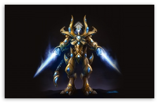 Protoss Zealot, Starcraft 2 HD wallpaper for Wide 16:10 5:3 Widescreen WHXGA WQXGA WUXGA WXGA WGA ; HD 16:9 High Definition WQHD QWXGA 1080p 900p 720p QHD nHD ; Standard 4:3 5:4 3:2 Fullscreen UXGA XGA SVGA QSXGA SXGA DVGA HVGA HQVGA devices ( Apple PowerBook G4 iPhone 4 3G 3GS iPod Touch ) ; Tablet 1:1 ; iPad 1/2/Mini ; Mobile 4:3 5:3 3:2 16:9 5:4 - UXGA XGA SVGA WGA DVGA HVGA HQVGA devices ( Apple PowerBook G4 iPhone 4 3G 3GS iPod Touch ) WQHD QWXGA 1080p 900p 720p QHD nHD QSXGA SXGA ;