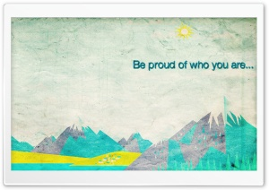 Proud HD Wide Wallpaper for Widescreen