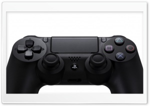 PS4 Controller - Close View HD Wide Wallpaper for 4K UHD Widescreen desktop & smartphone