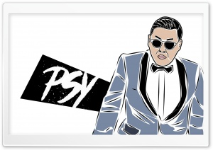 PSY HD Wide Wallpaper for Widescreen