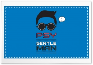 PSY - Gentleman HD Wide Wallpaper for Widescreen