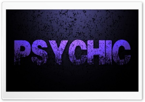 Psychic HD Wide Wallpaper for Widescreen