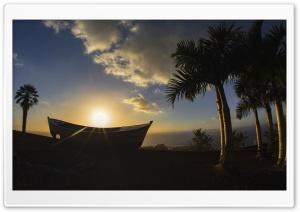 Puesta de Sol Los Gigantes Ultra HD Wallpaper for 4K UHD Widescreen desktop, tablet & smartphone