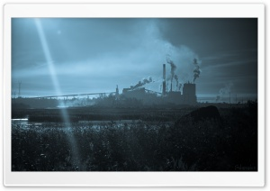 Pulp Mill HD Wide Wallpaper for Widescreen