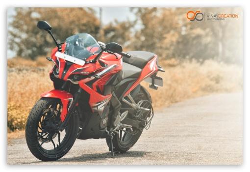 Pulsar Bikes Wallpapers Hd: Pulsar 200RS 4K HD Desktop Wallpaper For