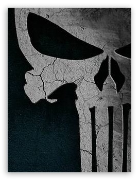 Punisher - Apple/iPhone 5 - 640x1136 - 32 Wallpapers