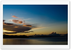 Punta Fuego, Philippines HD Wide Wallpaper for Widescreen
